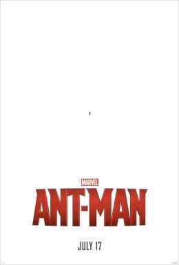 """Постер к фильму """"Человек-муравей"""" /Ant-Man/ (2015)"""