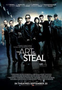 """Постер к фильму """"Черные метки"""" /The Art of the Steal/ (2013)"""