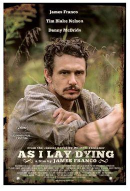 "Постер к фильму ""Когда я умирала"" /As I Lay Dying/ (2013)"