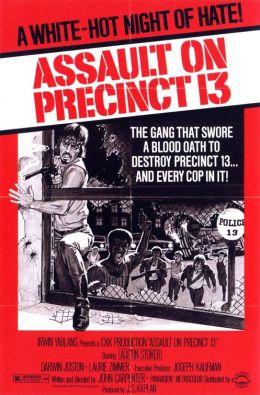 """Постер к фильму """"Нападение на 13-й участок"""" /Assault on Precinct 13/ (1976)"""
