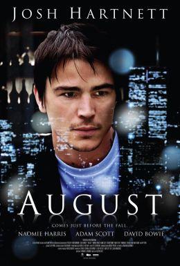 """Постер к фильму """"Август"""" /August/ (2008)"""