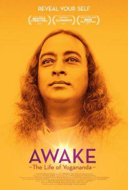 """Постер к фильму """"Awake: The Life of Yogananda"""" /Awake: The Life of Yogananda/ (2014)"""