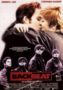 """Постер к фильму """"Битлз: Четыре плюс один"""" /Backbeat/ (1994)"""