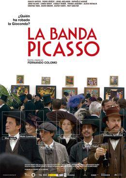 """Постер к фильму """"Банда Пикассо"""" /La banda Picasso/ (2012)"""