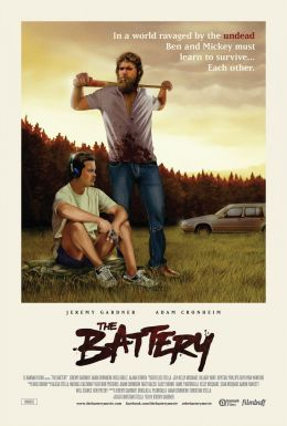 "Постер к фильму ""Батарея"" /The Battery/ (2012)"
