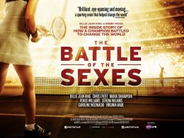 "Постер к фильму ""The Battle of the Sexes"" /The Battle of the Sexes/ (2013)"