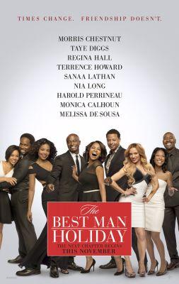 """Постер к фильму """"Свидетель на свадьбе 2"""" /The Best Man Holiday/ (2013)"""