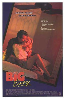 """Постер к фильму """"Большой кайф"""" /The Big Easy/ (1986)"""