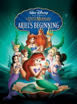"Постер к фильму ""Русалочка: Начало истории Ариэль"" /The Little Mermaid: Ariel's Beginning (2008)/ (2008)"