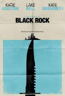 """Постер к фильму """"Остров смерти"""" /Black Rock/ (2012)"""