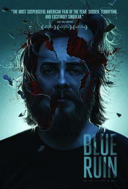"Постер к фильму ""Катастрофа"" /Blue Ruin/ (2013)"