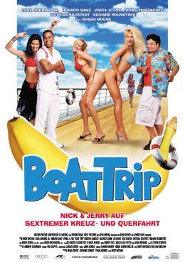 """Постер к фильму """"Морское приключение"""" /Boat Trip/ (2002)"""
