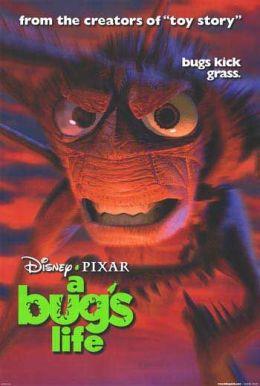 """Постер к фильму """"Приключения Флика"""" /A Bug's Life/ (1998)"""
