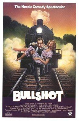 """Постер к фильму """"Буллшот"""" /Bullshot/ (1983)"""