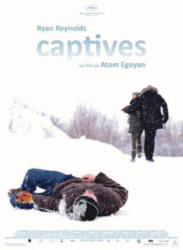 """Постер к фильму """"Пленница"""" /The Captive/ (2014)"""