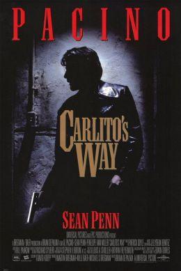"""Постер к фильму """"Путь Карлито"""" /Carlito's Way/ (1993)"""