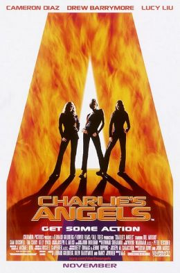 "Постер к фильму ""Ангелы Чарли"" /Charlie's Angels/ (2000)"
