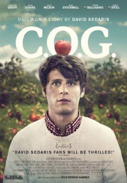 """Постер к фильму """"C.O.G."""" /C.O.G./ (2013)"""