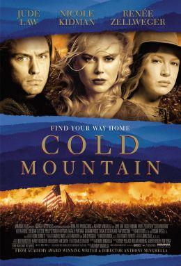 """Постер к фильму """"Холодная гора"""" /Cold Mountain/ (2003)"""