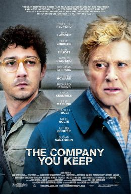 """Постер к фильму """"Грязные игры"""" /The Company You Keep/ (2012)"""
