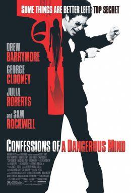 """Постер к фильму """"Признания опасного человека"""" /Confessions of a Dangerous Mind/ (2002)"""