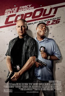 """Постер к фильму """"Двойной КОПец"""" /Cop Out/ (2010)"""