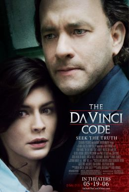 "Постер к фильму ""Код Да Винчи"" /The Da Vinci Code/ (2006)"