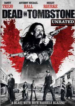 """Постер к фильму """"Мертвец в Тумстоуне"""" /Dead in Tombstone (2013)/ (2013)"""