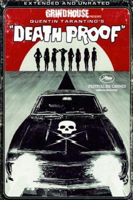 """Постер к фильму """"Доказательство смерти"""" /Death Proof/ (2007)"""