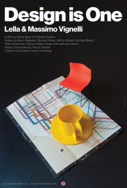 """Постер к фильму """"Design Is One: The Vignellis"""" /Design Is One: The Vignellis/ (2012)"""
