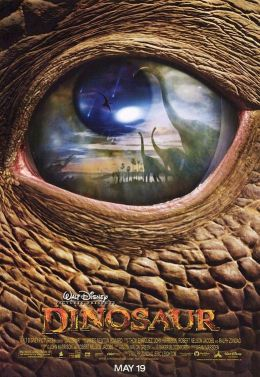 """Постер к фильму """"Динозавр"""" /Dinosaur/ (2000)"""