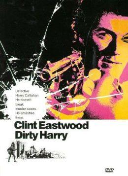 """Постер к фильму """"Грязный Гарри"""" /Dirty Harry/ (1971)"""
