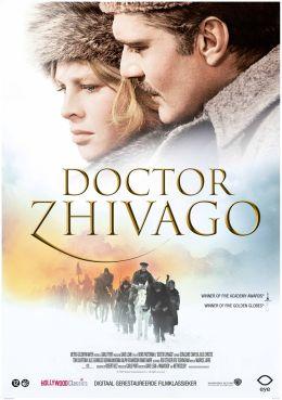 """Постер к фильму """"Доктор Живаго"""" /Doctor Zhivago/ (1965)"""