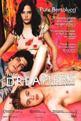 """Постер к фильму """"Мечтатели"""" /The Dreamers/ (2003)"""