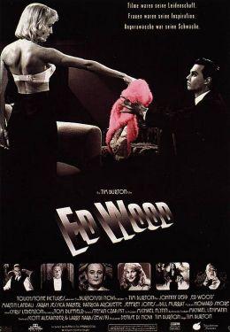 "Постер к фильму ""Эд Вуд"" /Ed Wood/ (1994)"