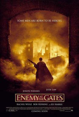 "Постер к фильму ""Враг у ворот"" /Enemy at the Gates/ (2001)"
