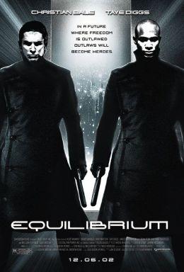 """Постер к фильму """"Эквилибриум"""" /Equilibrium/ (2002)"""