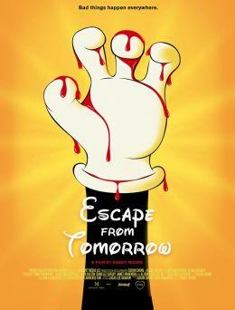 """Постер к фильму """"Побег из завтра"""" /Escape from Tomorrow/ (2013)"""