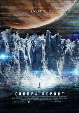 """Постер к фильму """"Европа"""" /Europa Report/ (2013)"""