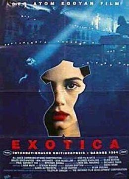 """Постер к фильму """"Экзотика"""" /Exotica/ (1994)"""