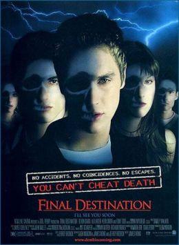 """Постер к фильму """"Пункт назначения"""" /Final Destination/ (2000)"""