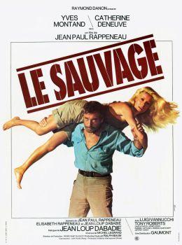 "Постер к фильму ""Дикарь"" /Le sauvage/ (1975)"