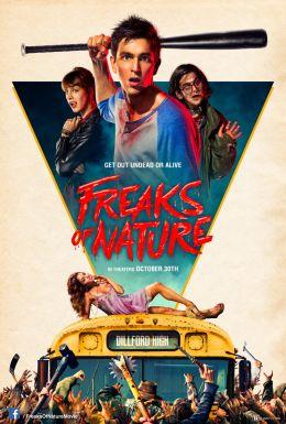 """Постер к фильму """"Хватай и беги"""" /Freaks of Nature/ (2015)"""