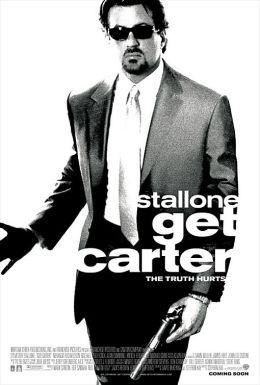 """Постер к фильму """"Убрать Картера"""" /Get Carter/ (2000)"""