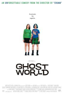 """Постер к фильму """"Призрачный мир"""" /Ghost World/ (2001)"""