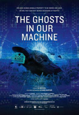 """Постер к фильму """"The Ghosts in Our Machine"""" /The Ghosts in Our Machine/ (2013)"""