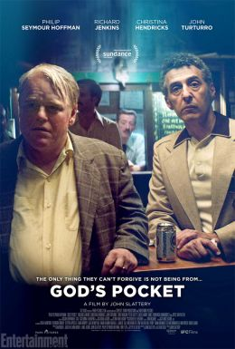 """Постер к фильму """"Божий карман"""" /God's Pocket/ (2014)"""