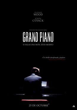 """Постер к фильму """"Торжественный финал"""" /Grand Piano/ (2013)"""