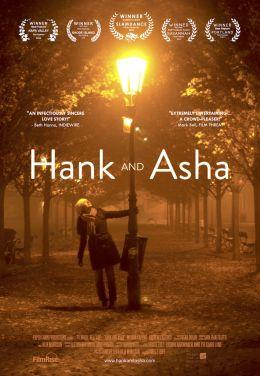 "Постер к фильму ""Hank and Asha"" /Hank and Asha/ (2013)"
