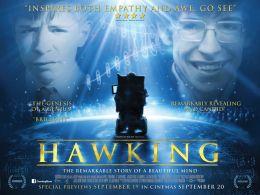 """Постер к фильму """"Хокинг"""" /Hawking/ (2013)"""